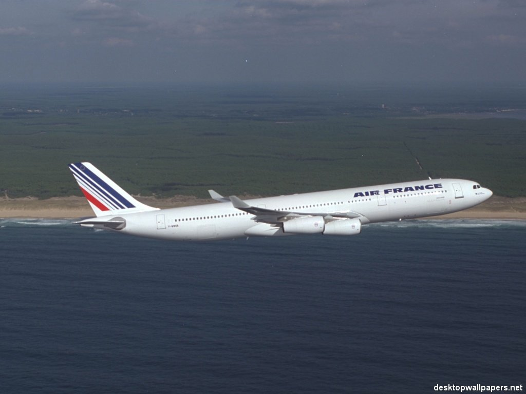 A340 300 Air France Airbus A340 Family At