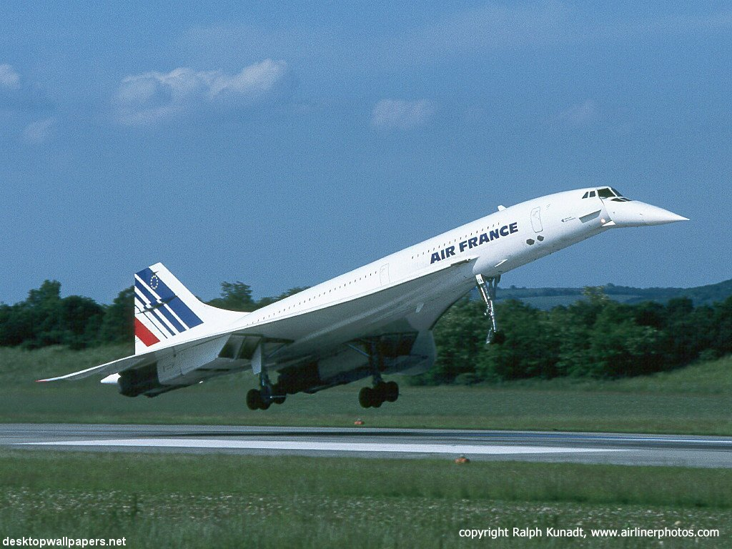 air france concorde wallpaper - photo #1