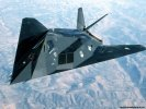 F-117A Stealth Fighter wallpaper