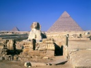 The Sphinx and the Pyramids Egypt wallpaper