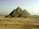 The Pyramids Egypt wallpaper