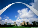 Gateway Arch St. Louis, Missouri wallpaper