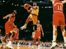 Nick Van Exel wallpaper